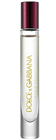 dolce gabbana pour femme rollerball