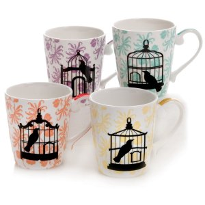 hues brews mugs